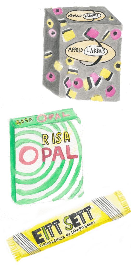Candy copy